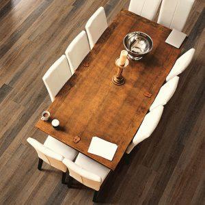 Dining room Vinyl flooring | Flooring Concepts