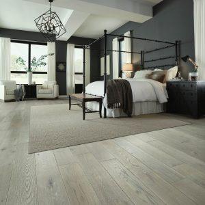 Hardwood flooring of bedroom | Flooring Concepts