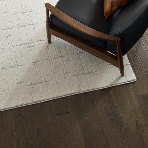 Chair on Hardwood flooring | Flooring Concepts