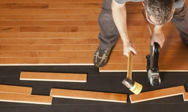 Hardwood installation North Olmsted, OH | Flooring Concepts