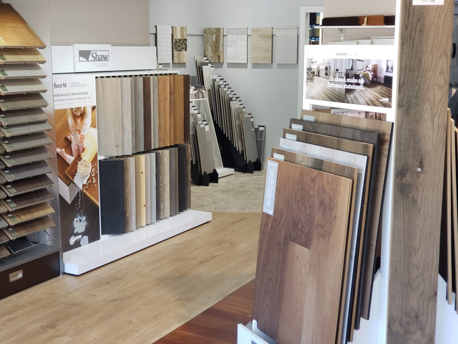 Showroom | Flooring Concepts