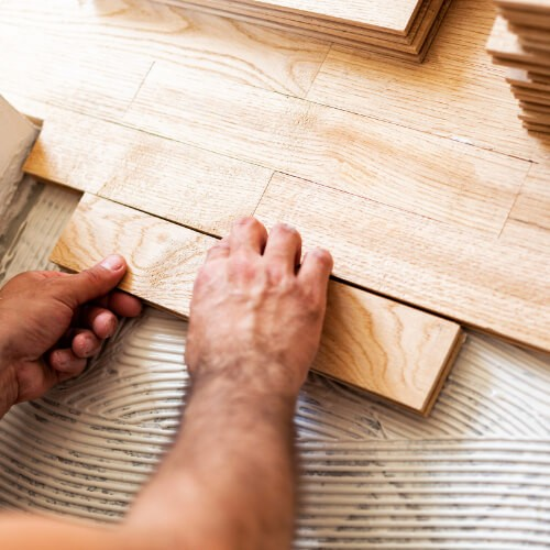Installing Hardwood flooring North Olmsted, OH | Flooring Concepts