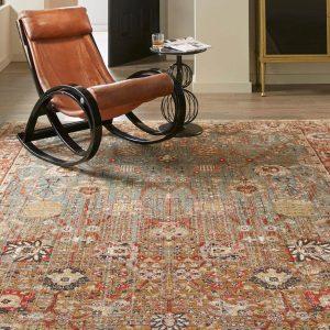 Armchair on Area Rug | Flooring Concepts