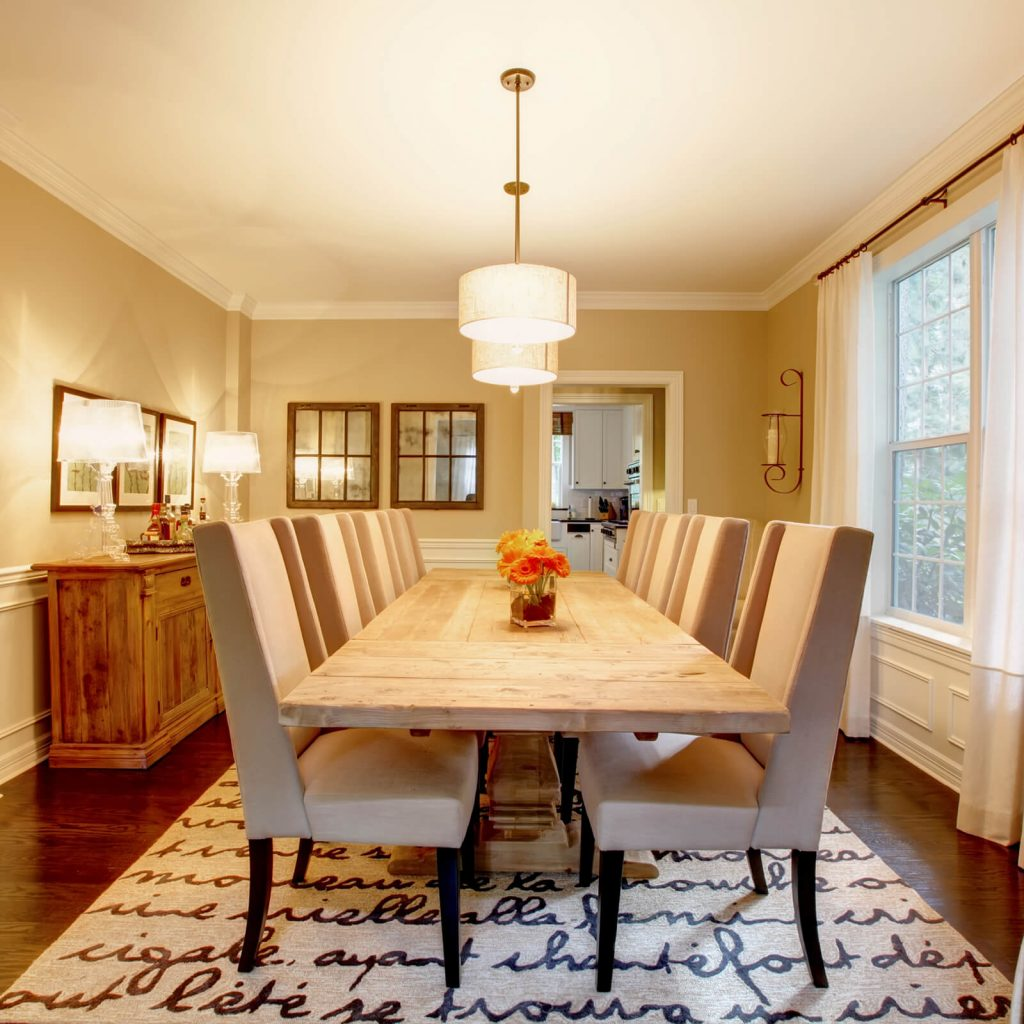 Choosing the Best Rug for Your Dining Room | Flooring Concepts