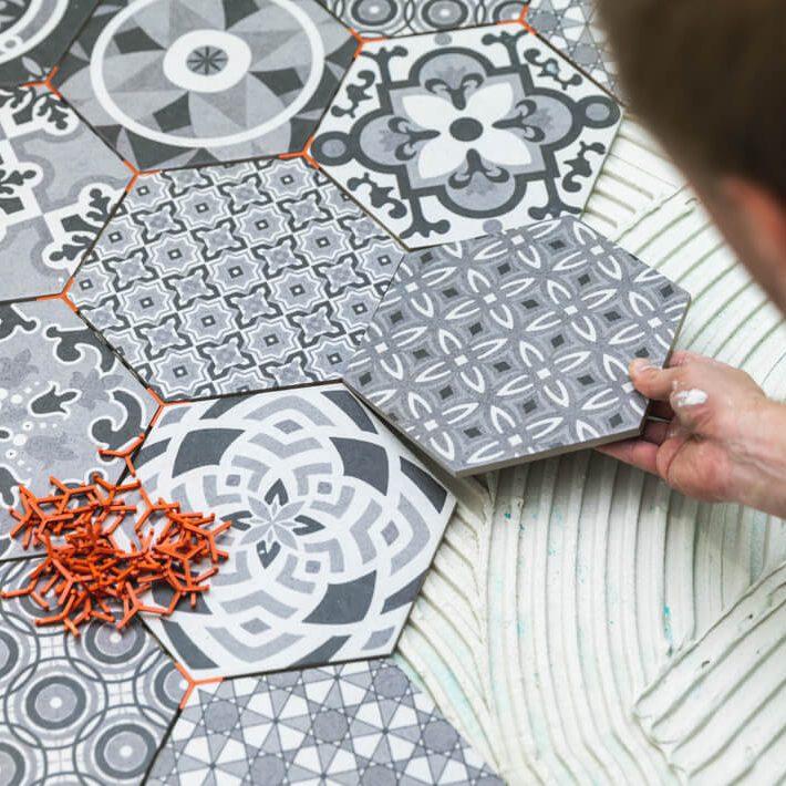 Ceramic Tile installation | Flooring Concepts